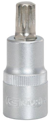 KS Tools 9111346 XZN Bit Socket 12-Inch M16 by KS Tools