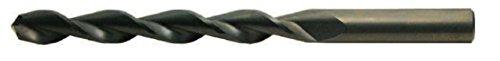 Viking Drill and Tool 6827114 Type 240-P 135 Degree Split Point HSS Black Parabolic Drill Bit 12 Pack
