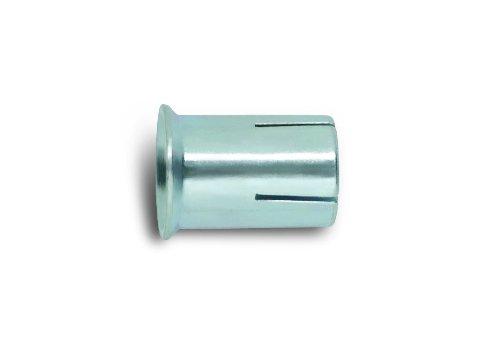 Powers Fastening Innovations 06335 Mini-Dropin - 14-Inch Internal Thread Carbon Steel Mini Drop in Expansion Anchor 100 Per Box