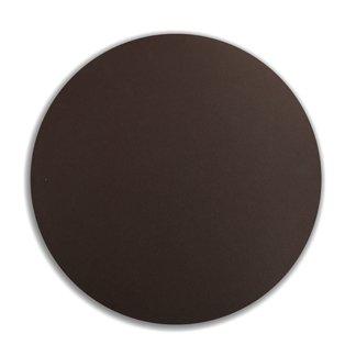 9 Inch 220 Grit Adhesive Back Aluminum Oxide Metal Sanding Discs 5 Pack