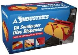 Da Sandpaper Disc Dispenser