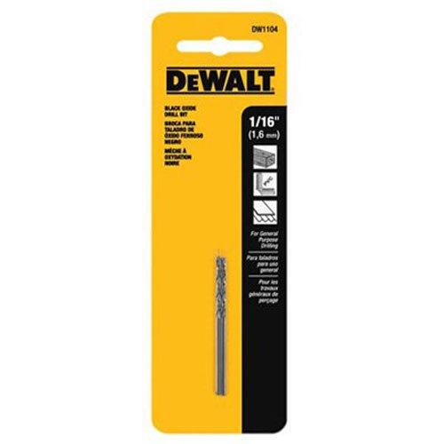 DEWALT ACCESSORIES DW1104 116 Black Oxide Bit 2 Pack