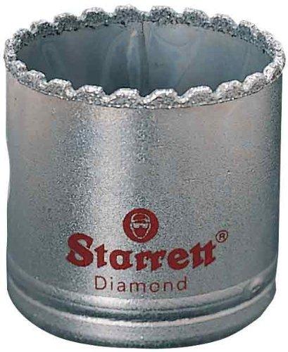 Starrett KD0334-N 334-Inch Diamond Grit Holesaw