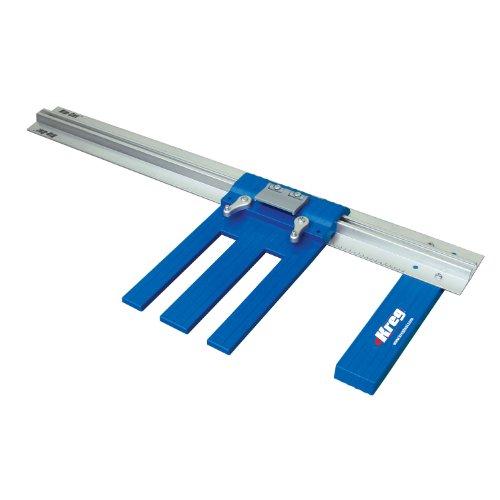 Kreg KMA2675-EUR Rip-Cut Circular Saw Precision Cutting Guide Metric Rail