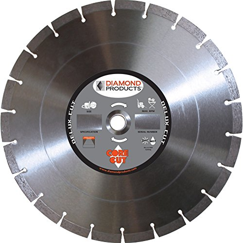 Diamond Products Delux Cut High Speed Blades 14