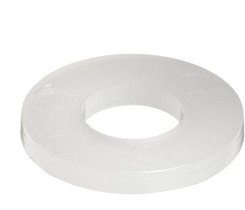 Nylon 66 Flat Washer 8 Hole Size 01740 ID 00500 Length Pack of 100