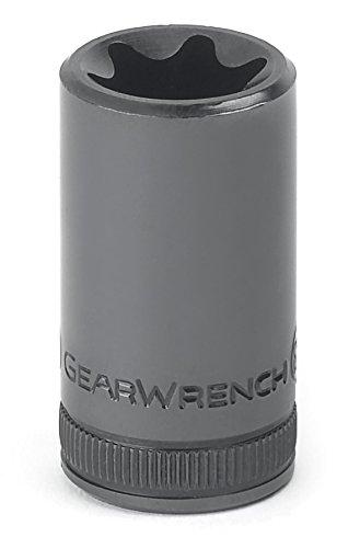 GEARWRENCH 14 Drive External Torx Socket E4 - 80186
