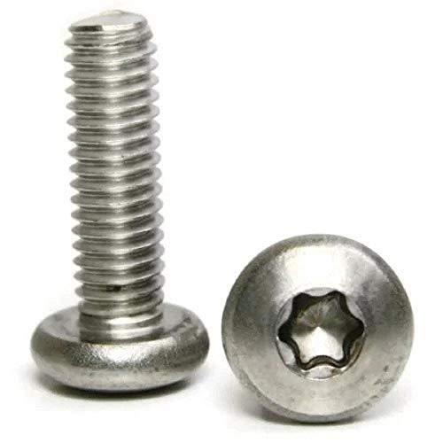 M4-070 Stainless Steel Metric Torx Pan Head Machine Screws M4-070 x 12M Qty 1000