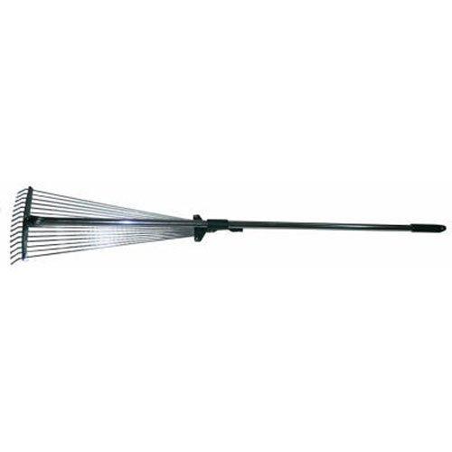 Shanghai Worth Garden Products 57852 Green Thumb 7-Inch to 25-Inch Adjustable Steel Rake