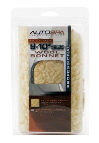 Carrand 40405AS AutoSpa Acrylic Soft Polishing Wool Bonnet