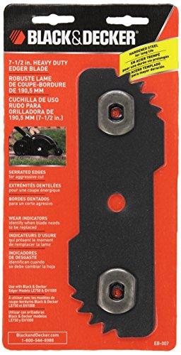 BLACKDECKER EB-007 Edge Hog Heavy-Duty Edger Replacement Blade