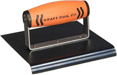 Kraft 6x6x 12Radius Blue Steel Edger ProForm Handle