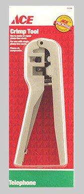 Ace Modular Telephone Wire CrimperCutter 32346