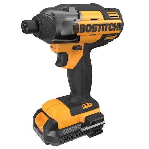 BOSTITCH BTC440LB 18V Lithium 14-Inch Hex Chuck Impact Driver Kit by BOSTITCH