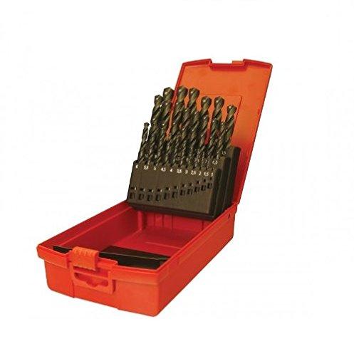 Dormer A190204 Jobber Drill Set 10 mm - 130 mm x 05 mm Size