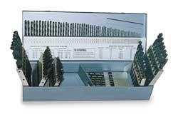 Jobber Drill Set 118 PC Metric HSS