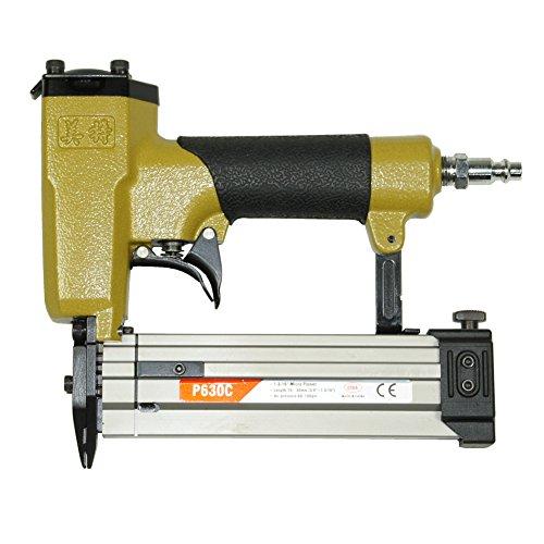 P630C Power Pin Nailer - 23 Gauge 38-inch to 1-316-inch leg Micro Pinner Headless Pinner