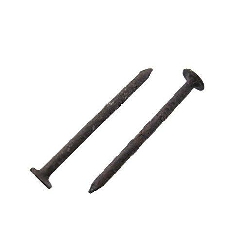 3-D Brown Aluminum Trim Nails 1 lb