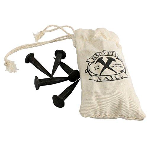 Forged Iron Nail - Bag of 12