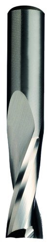CMT 19150711 Solid Carbide Upcut Spiral Bit 12-Inch Diameter by 4-Inch Length 12-Inch Shank