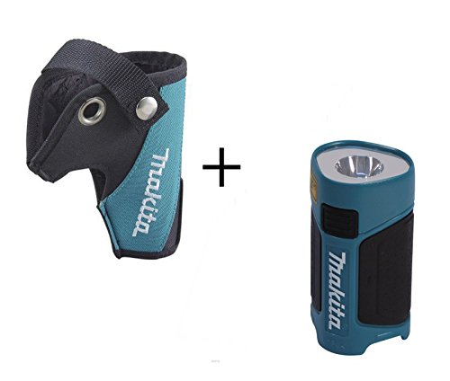 makita tool holster 168467-9  100ML 108 V Ultra Compact Lithium-Ion Cordless LED Flashlight Tool only
