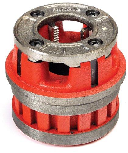 Ridgid 65980 Hand Ratchet Threader Die Head Complete 12R 1-14-Inch BSPT