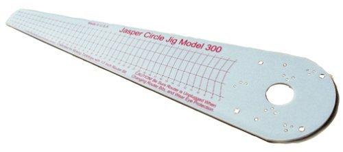 Jasper 300J Model 300 Router Circle Cutting Jig by Jasper Tools