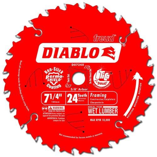 Diablo Carbide Tipped Circular Saw Blade