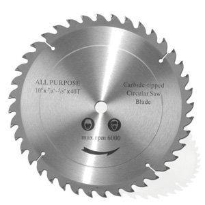 Hiltex 10743 Carbide Tipped Circular Saw Blade Arbor x 80 Tooth 14 x 1