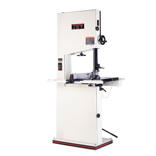 JET 18 1 HP 1-Phase MetalWood Vertical Bandsaw