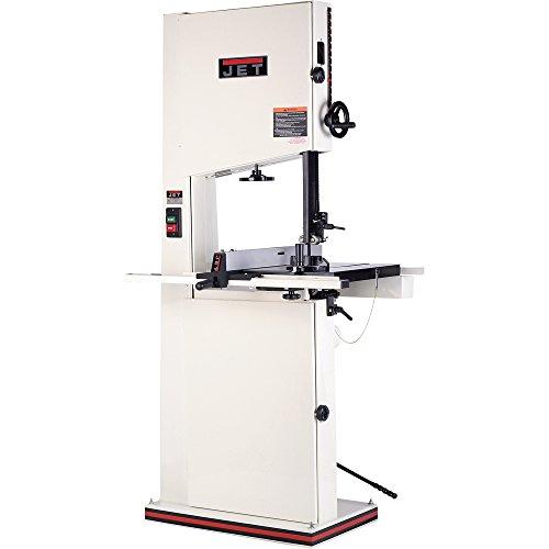 JET WoodMetal Vertical Bandsaw - 18in 115V230V 34 HP 1 Phase Motor Model VBS-18MW