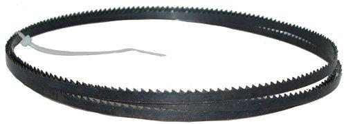Magnate M62C38R24 Carbon Tool Steel Bandsaw Blade 62 Long - 38 Width 24 Raker Tooth