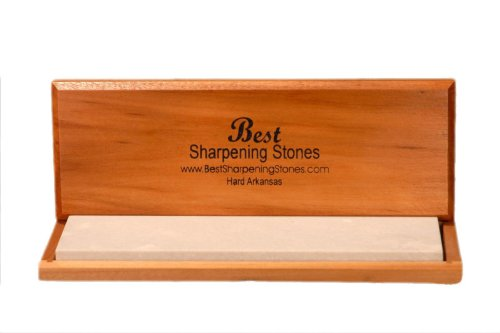 Arkansas Sharpening Stone - Hard 8x2
