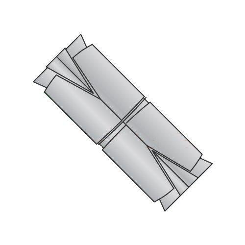 516 Double Expansion AnchorsZinc AlloyRecommended Hole Diameter 58 Carton 50 pcs