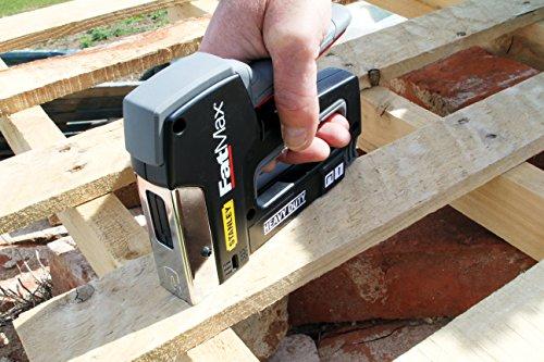 Stanley Fatmax Heavy-Duty Stapler  Nailer
