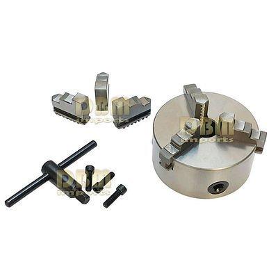 3 3-Jaw Self-Centering Chuck Lathe Milling Internal External Grinding Machines