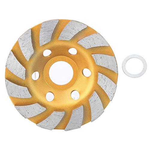 4 Diamond Grinding Wheel 1pcs Bowl Shape Grinding Disc Stone Concrete Granite Tool1 Big Grinding Block