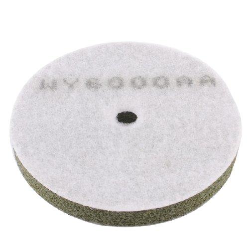 Uxcell 4-Inch Diameter 6000 Grit Dry Concrete Diamond Polishing Pad