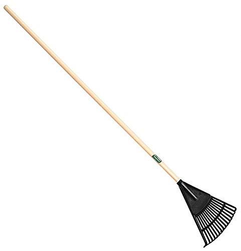 Union Tools 64197GR - Shrub Rake 15 Tines Wood 8 inW tines Pack of 2