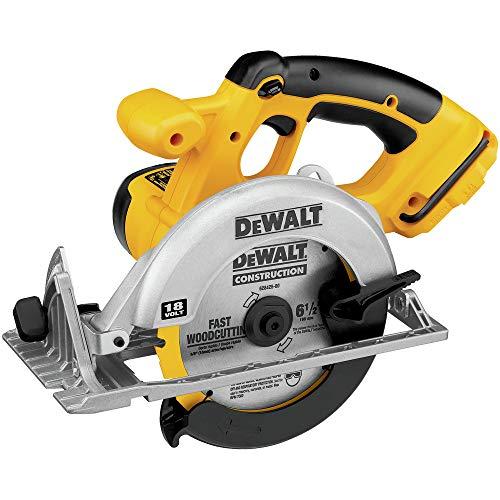 DEWALT DC390B 6-12-Inch 18-Volt Cordless Circular Saw Tool Only