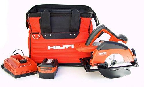 Hilti 03477323 WSC 725-A CPC 36-volt Cordless Circular Saw with Tool Bag