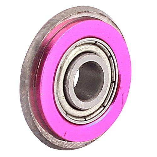 uxcell Manual Cutter Rotary Bearing Tile Cutting Wheel 23mmx6mmx6mm