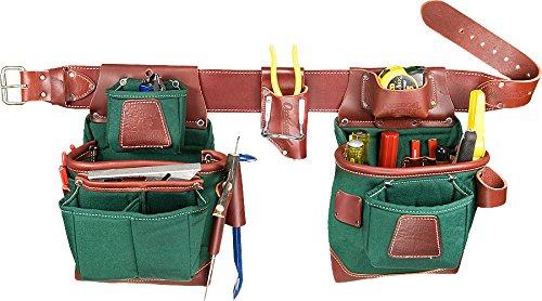 Occidental Leather 8585 XL Heritage FatLip Tool Bag Set
