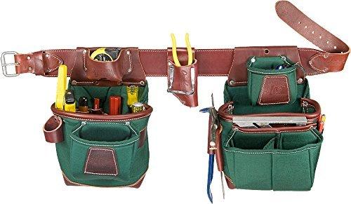 Occidental Leather 8585LH LG Heritage FatLipTM Tool Bag Set - Left by Occidental Leather