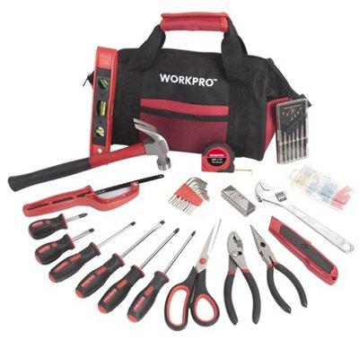Sheffield 164663 40 Piece Tool Bag Set