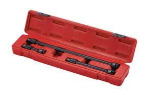 Sunex Tools SUU-3501 0375 in Drive Locking Impact Extension Set - 3 Piece