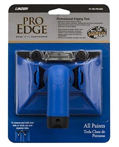 Linzer Products PD7003PRO-5 5 Pro Edge Paint Pad Edger