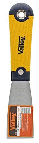 1-12 HD Steel Scraper wPVC Handle