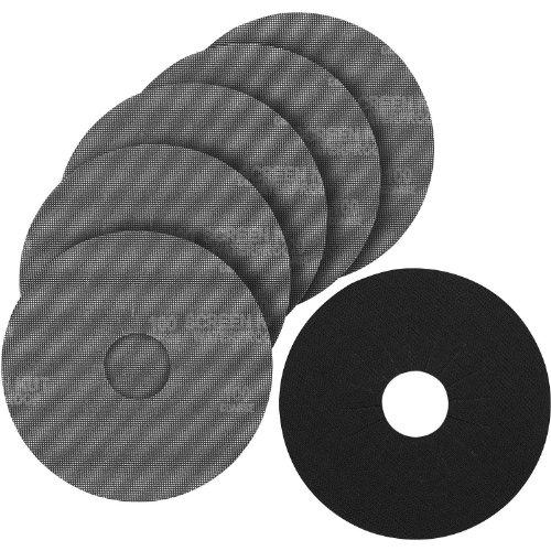 PORTER-CABLE 79180-5 180 Grit Hook Loop Drywall Sander Pad Discs 5-Pack