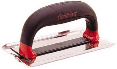 Goldblatt Tool G06234 6x3 Heavy Duty Stainless Steel Groover